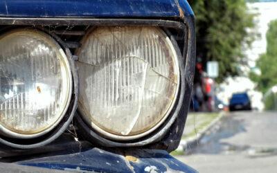 ¿Qué hacer en caso de accidente de tráfico?